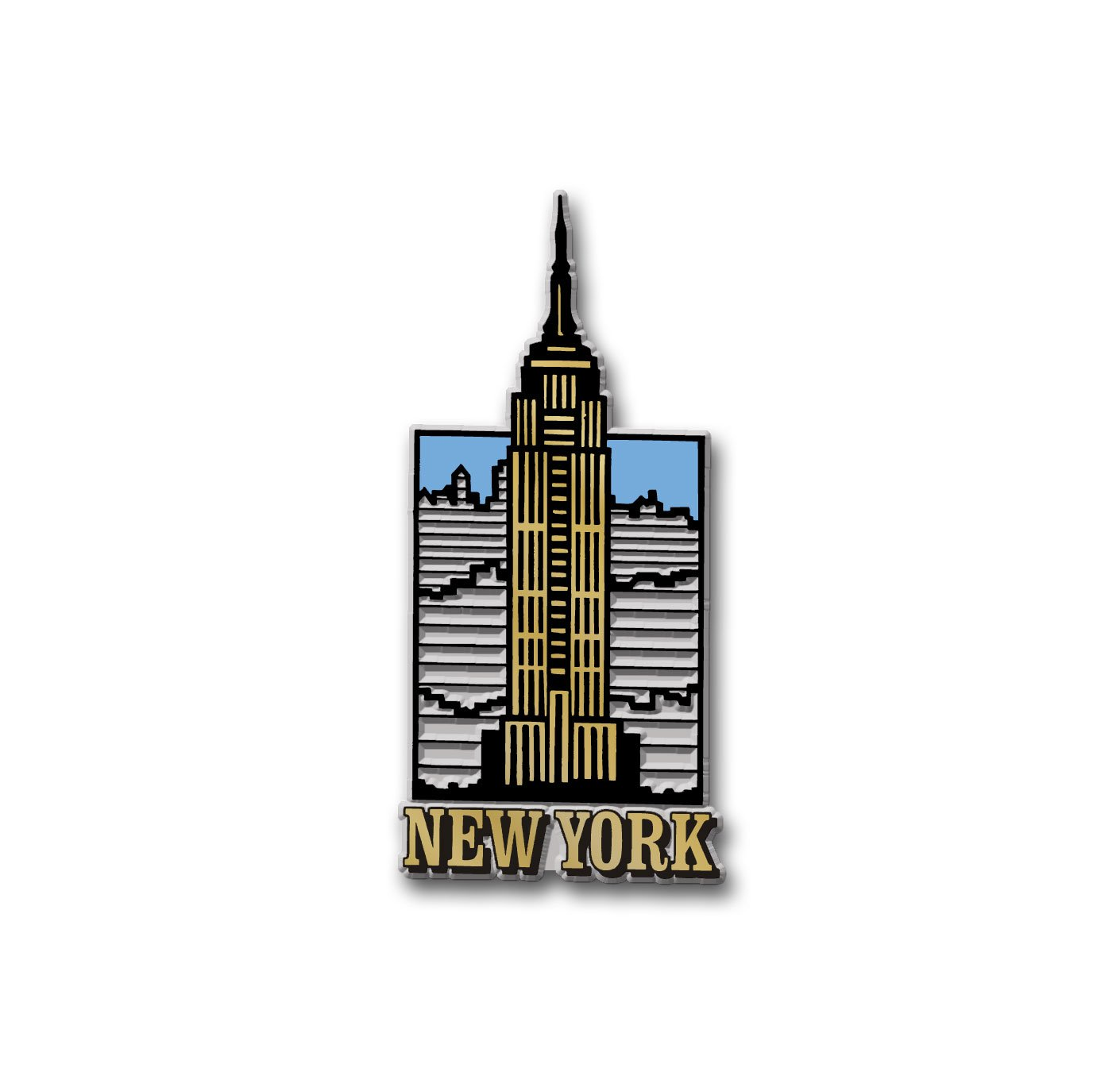 New York City EMPIRE STATE MAGNET
