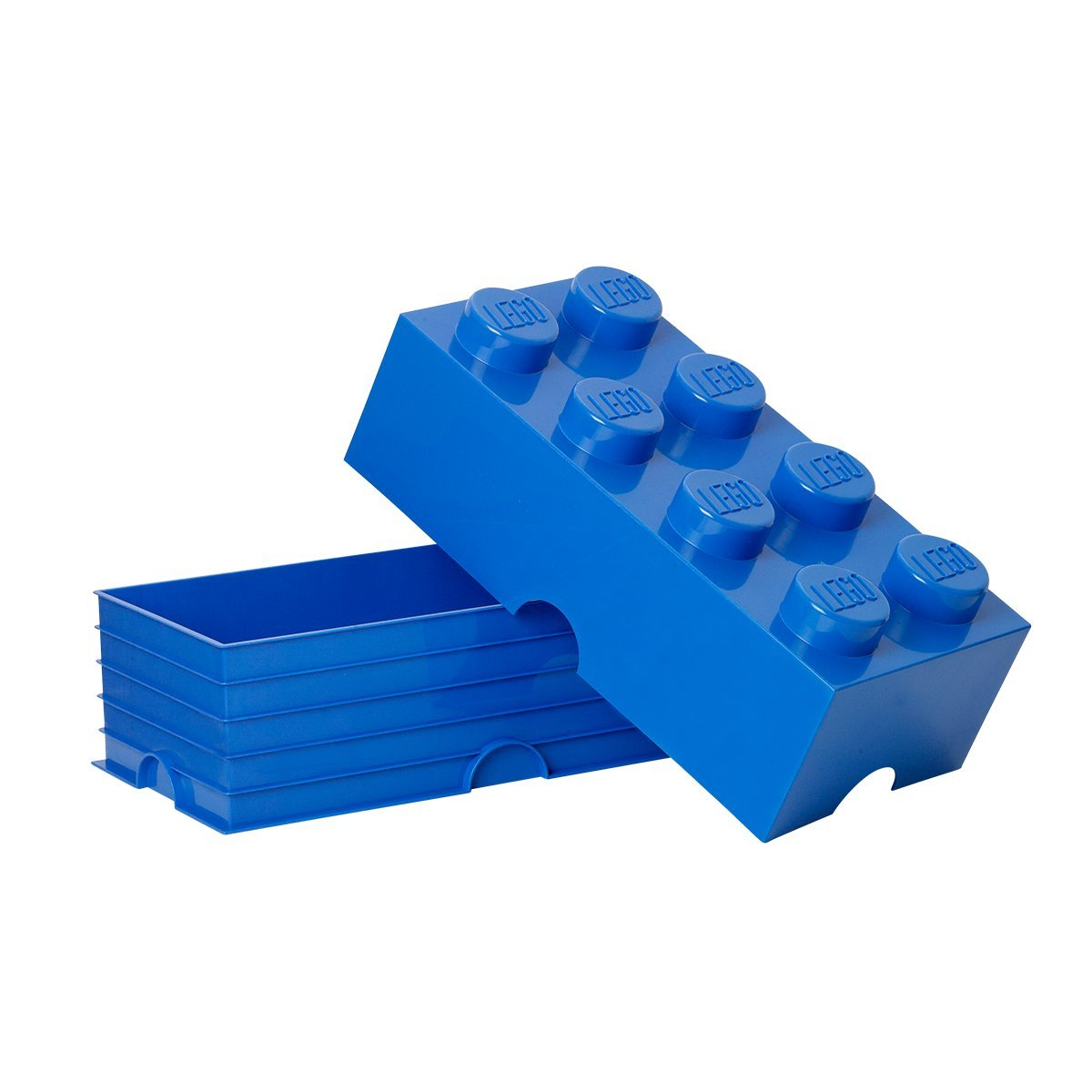 LEGO Brick 8 Storage Box One Size Blue