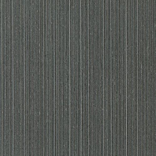 Warner 2741-6055 Jayne Vertical Shimmer Wallpaper, Charcoal Backed Vinyl Wallpaper