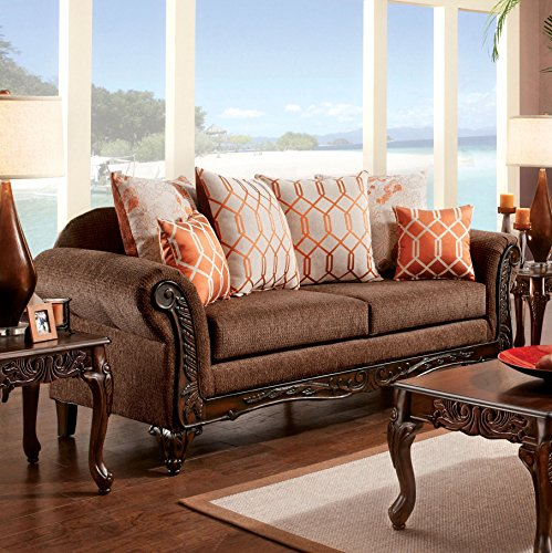 Furniture Of America Berberich Sofa Best Sofas Online Usa