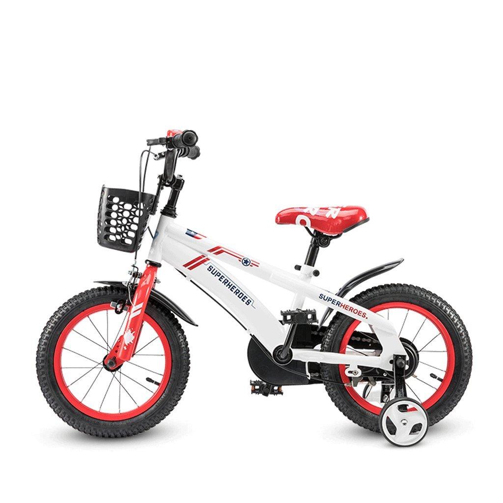 DGF 子供の自転車男性と女性のベビーカー2-12歳の学生自転車 (サイズ さいず : 18 inches) B07F2K8KLJ 18 inches 18 inches