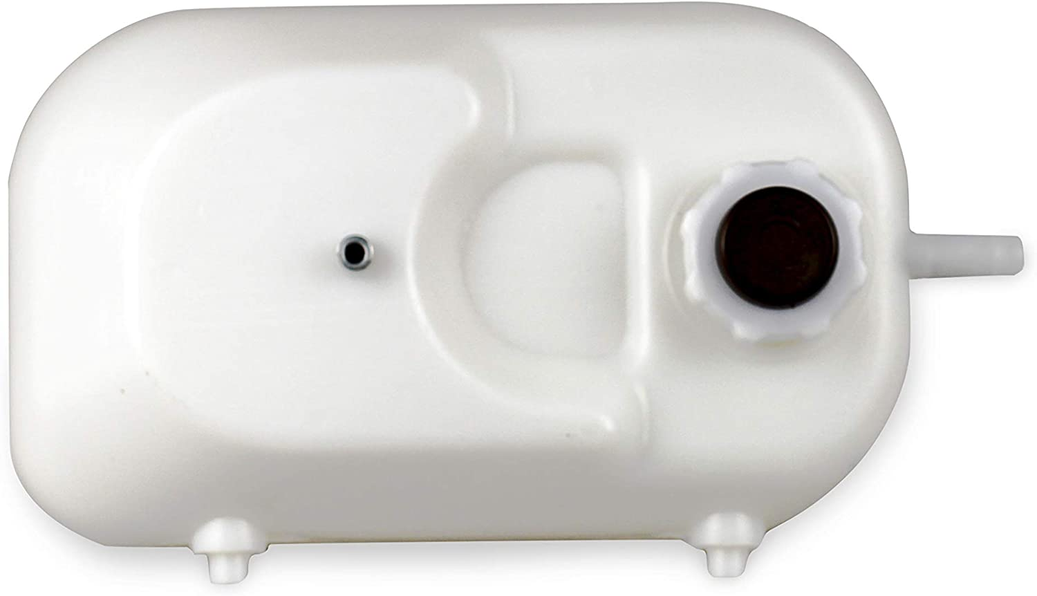 MYSMOT 603-300 Coolant Reservoir Bottle Tank with Cap Replacement For 1987-1990 Jeep Cherokee Comanche Wagoneer 4.0L L6