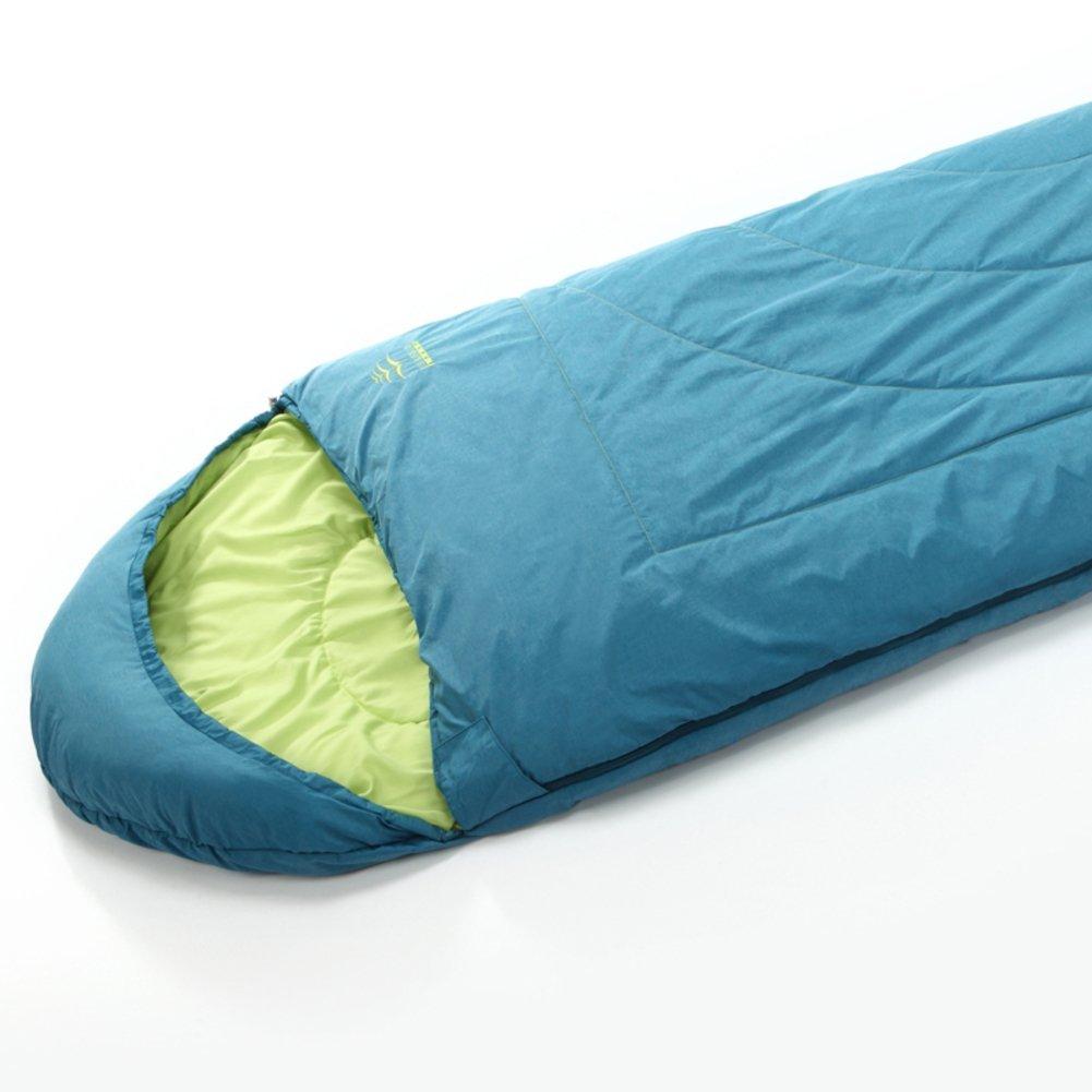 Outdoor-warmen Schlafsack/Eindickung Verbreiterung Camping Umschlag Schlafsack/Erwachsene Schlafsack Mittagspause