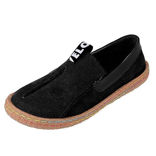 Blivener - Mocasines de Sintético para Mujer, Color Negro, Talla 39: Amazon.es: Zapatos y complementos