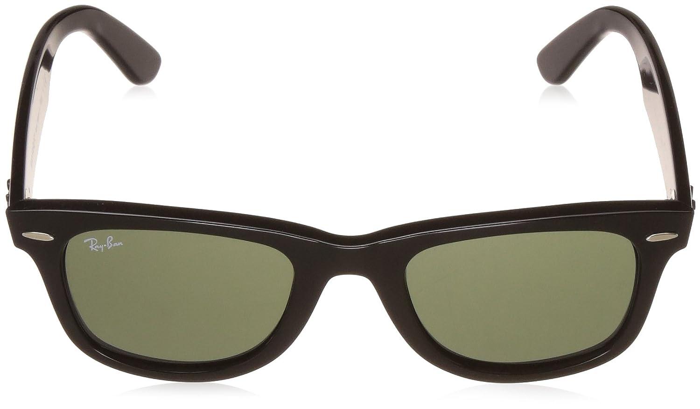 893d4966c51 Amazon.com  Ray-Ban Wayfarer Non-Polarized Iridium Square Sunglasses ...