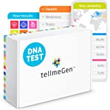 DNA Test Kit tellmeGen. +410 Reports. Health Predisposition. Ethnicity (Ancestry Composition). Genetic Carrier Status. Person