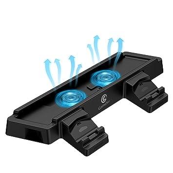 Amazon.com: Soporte vertical para la PS4 Pro/Delgado ...