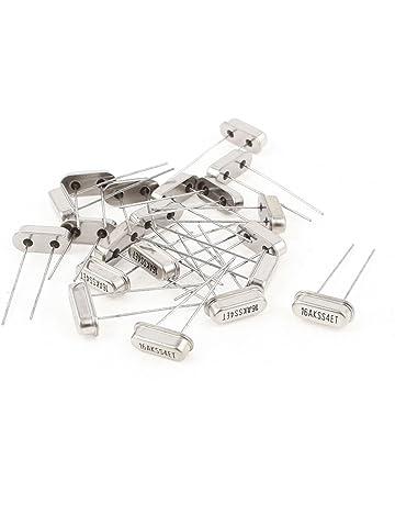 Lot de 10/Radial plomb cristal 3pins Filtre C/éramique /à r/ésonateur ztt8.0/m 8/MHz