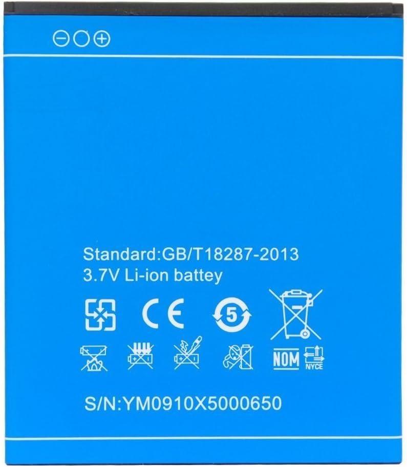 Todobarato24h Bateria Compatible con Doogee X5 / X5 Pro 3.7V 2400mAh Li-Ion (No Valida X5 MAX / X5 MAX Pro): Amazon.es: Electrónica