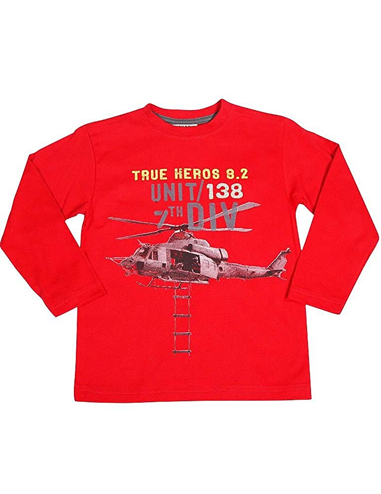 Mish Little Boys Long Sleeve Tops Tees And T Shirts A 21 Styles
