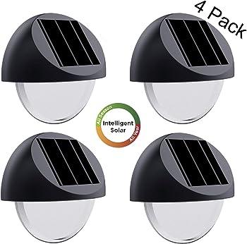 4-Pack Westinghouse Intelligent Solar Lights