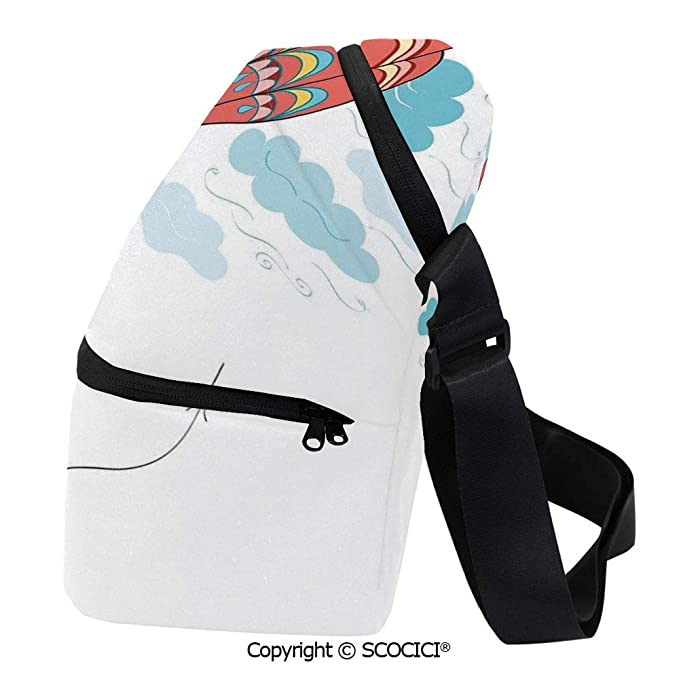 Amazon.com: SCOCICI Cooler Bag Inspirational Quote Say Yes ...