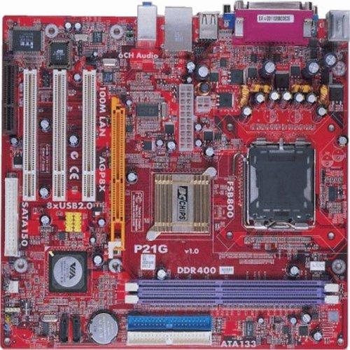 Pcchips A25G P4M800CE VGA Drivers for Mac