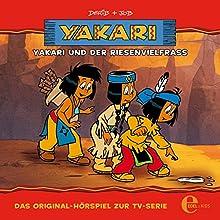 Yakari 13 Hörspiel von Thomas Karallus Gesprochen von: Mia Diekow, Achim Schülke, Ben Hecker