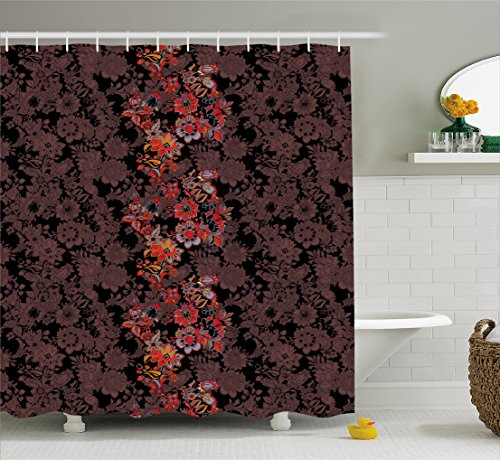 Black Japanese Fabric - 5