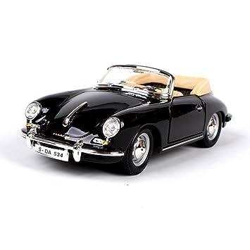 Penao 1961 Porsche 356B Convertible de Aleación Modelo de Coche, Modelo de Coche Porsche,