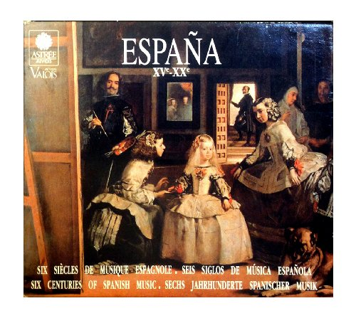 Used, España: Six Centuries Of Spanish Music for sale  Delivered anywhere in USA