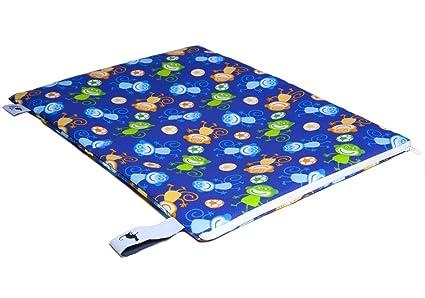 Mon Petit Bleu 5901323929793 Multiusos Bolsa - multifunción de bolsillo - a menudo utilizable, lavable
