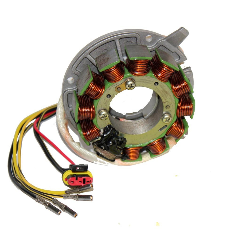 Caltric Stator for Ski-Doo Freestyle Back Country Park 300F 550F 2006-2009 Snowmobile New