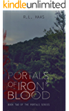 Portals of Iron and Blood (The Alonthiel Chronicles Book 2)