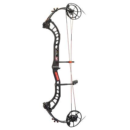 Amazon com : PSE Archery Decree 35 HD Compound Bow Black 70