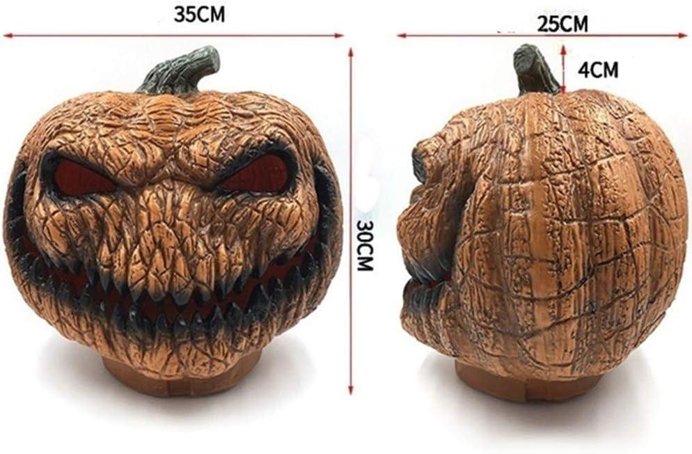 5 Colors Change Light ROWEQPP Scary Halloween Series Pumpkin Lamp Spirit Festival Party Decorative Prop