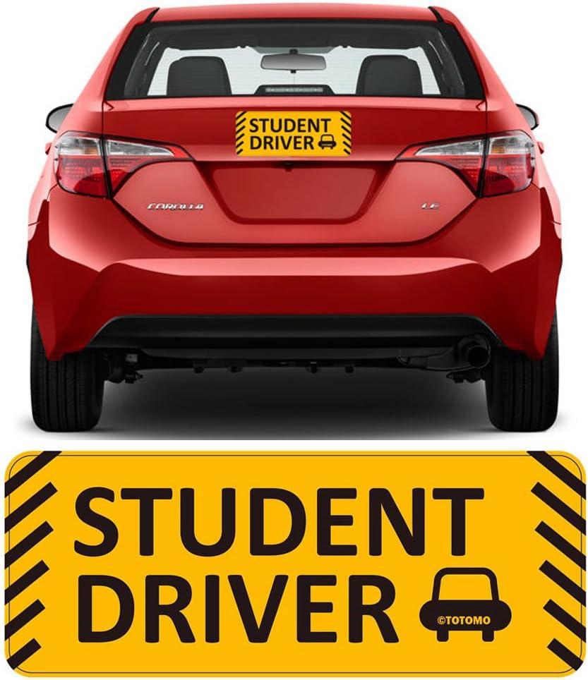 Amazon.com: TOTOMO cartel reflectante para conductores ...