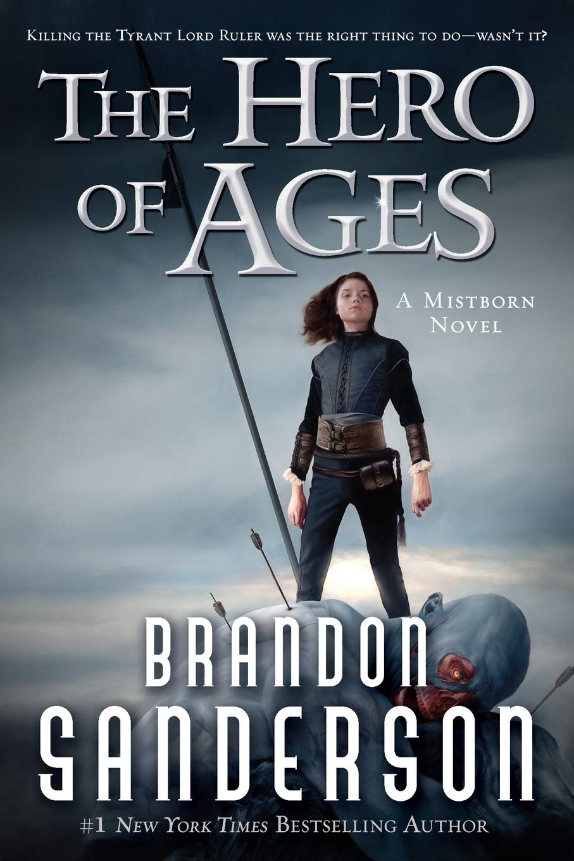 Mistborn #3 Hero of Ages - Brandon Sanderson