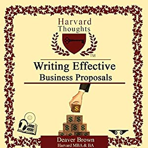 Writing Effective Business Proposals Audiobook