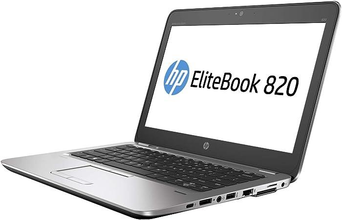 HP 1FX34UT#ABA Elitebook 820 G4 12.5