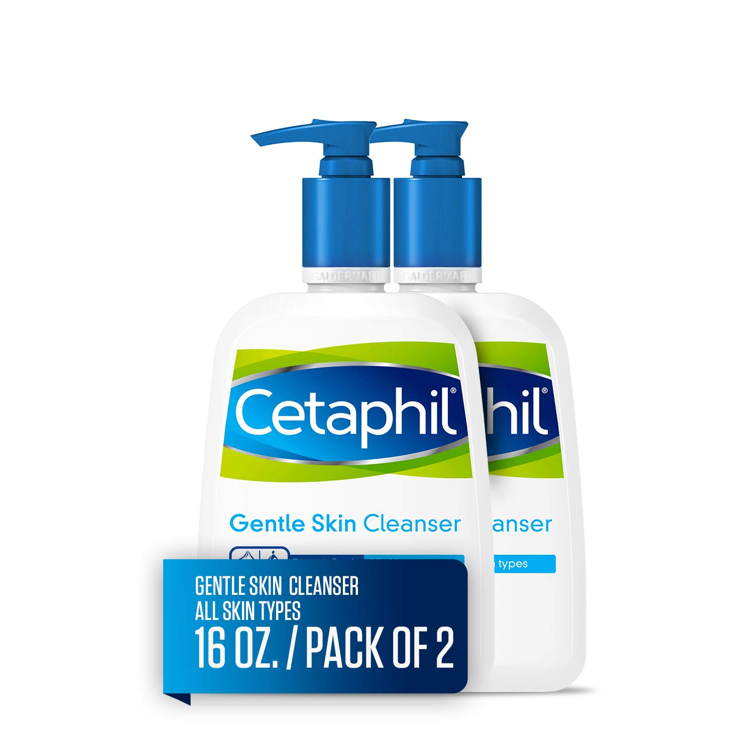 Cetaphil Gentle Skin Cleanser for All Skin Types, Face Wash for Sensitive Skin