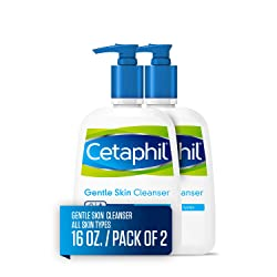 Cetaphil Gentle Skin Cleanser for All Skin Types