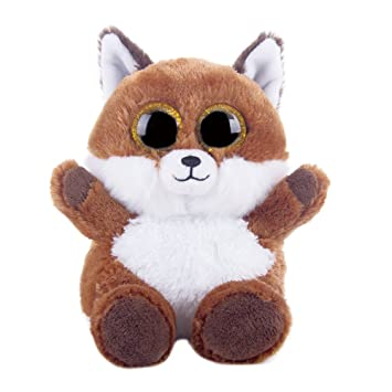 Gifts Treat Soporte para teléfono Ojo grande Juguete de peluche (phone holder fox-b