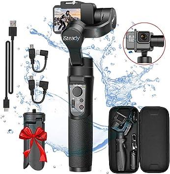 Hohem iSteady Pro Estabilizador de cardán de mano para cámara de acción GoPro