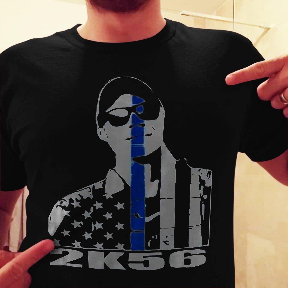 2K56 Officer Diego Shirt