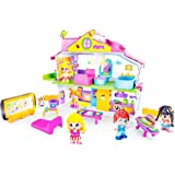 Pinypon - 700012409 - Mini Poupée - la Villa + 2 Figurines