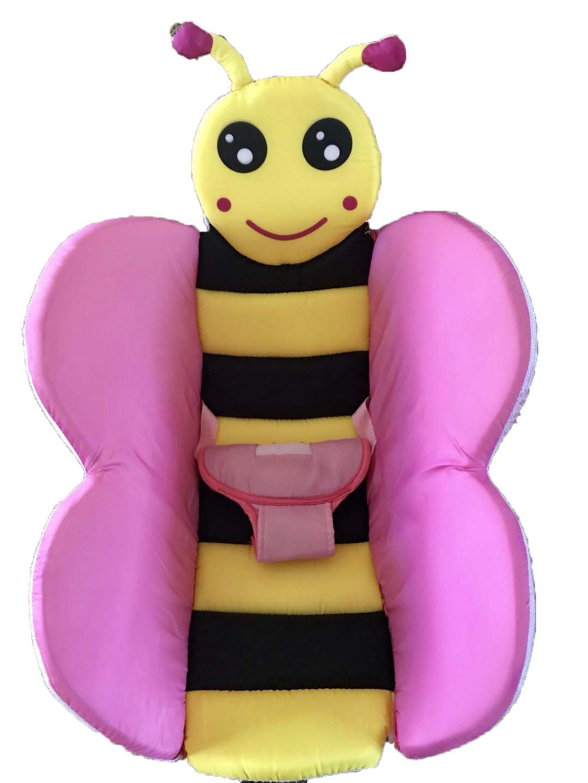 Honey Bee Baby Bath Insert (For Bathroom Sinks & Baby Bathtubs)