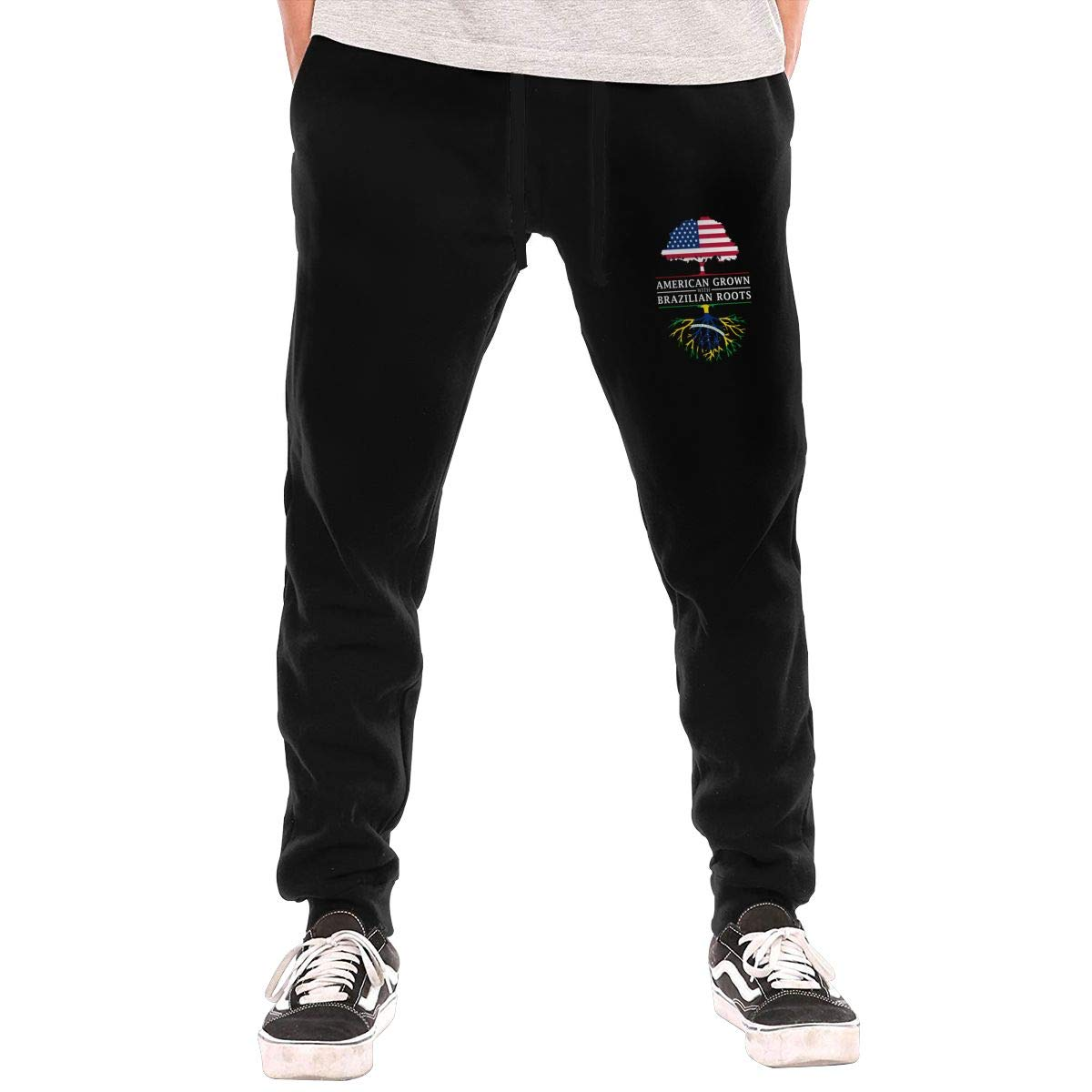 Mo0m0msi Mens Workout Track Trousers \r\n American Grown with Brazilian Roots