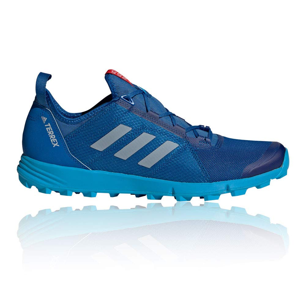 Mehrfarbig (bluee Beauty Grey Two F17 Shock Cyan Bc0377) adidas Men's Terrex Agravic Speed Trail Running shoes