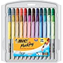 BIC Marking Permanent Marker Fashion, Fine Point, 36-Count, Fashion Assorted