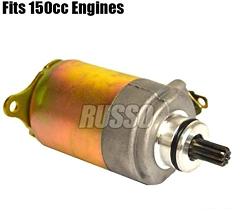 Atv Parts & Accessories Original Replacement Starter Motor Vehicle Gy6 150cc 125cc Scooter Atv Moped