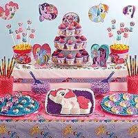 Strange Wilton Novelty Cake Pan My Little Pony 11 11 5 X 2 Inch Aluminium Funny Birthday Cards Online Kookostrdamsfinfo