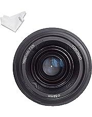 Yongnuo YN35mm F2.0F2N de Lente 1: 2AF MF Gran Angular Fijo Prime Auto Focus + inseesi paño Limpio para cámaras Nikon (Repuestos para Nikkor 35mm f/1.8G)