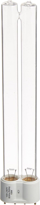 9-Watt Coralife 05741 3X Turbo Twist UV Replacement Lamp