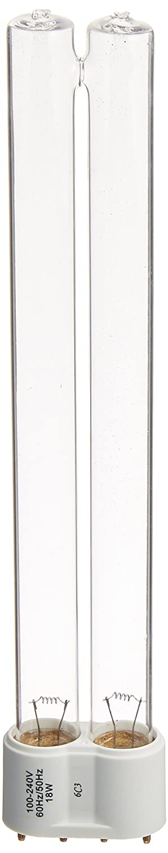 Coralife 05743 6X Turbo Twist UV Replacement Lamp 18-Watt