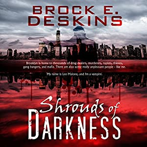 Shrouds of Darkness Audiobook