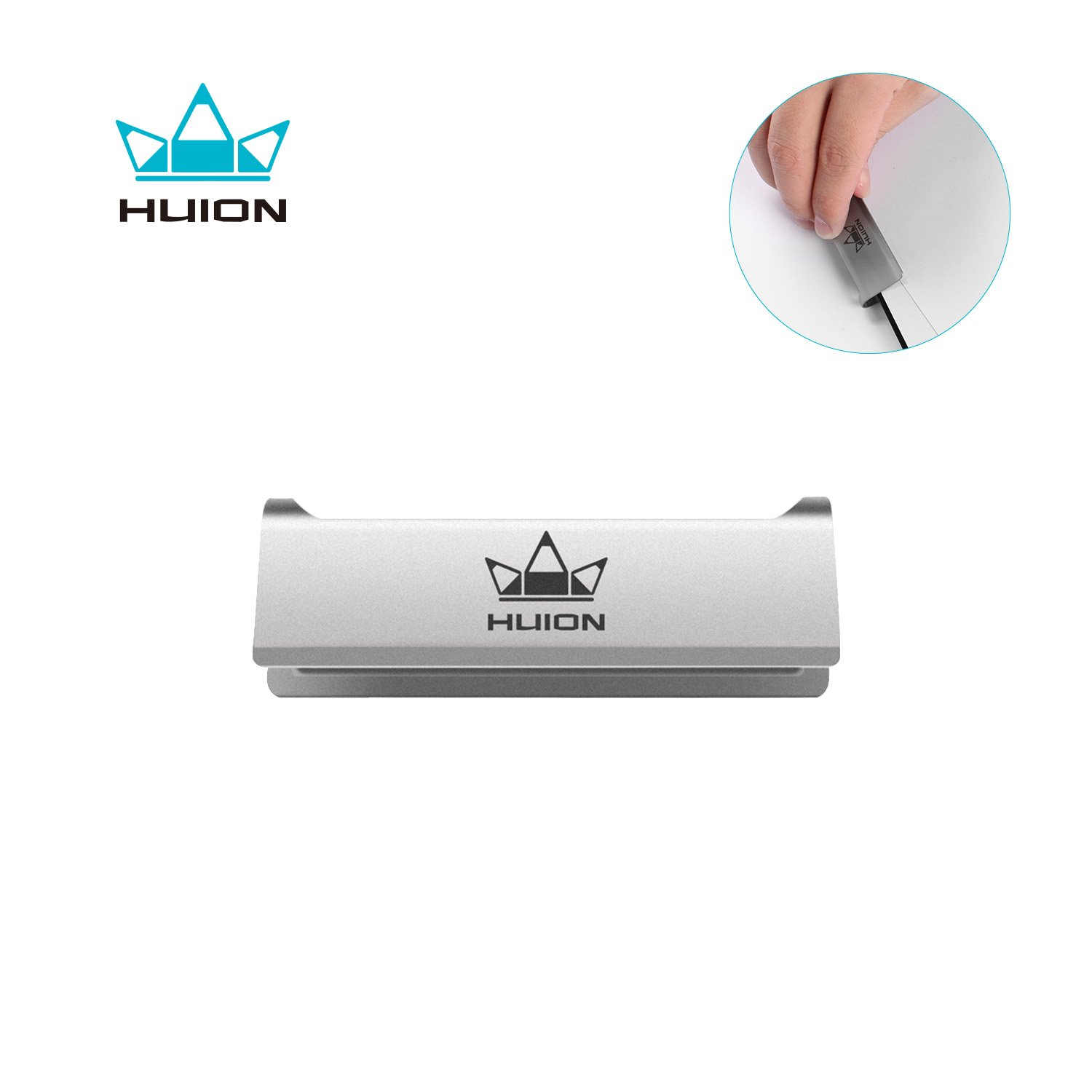 Huion Light Box Tracing Paper Clip for LED Light Table L4S A2 A3 A4 LB4 LB3-8mm LYSB01N9JJS5R-ELECTRNCS