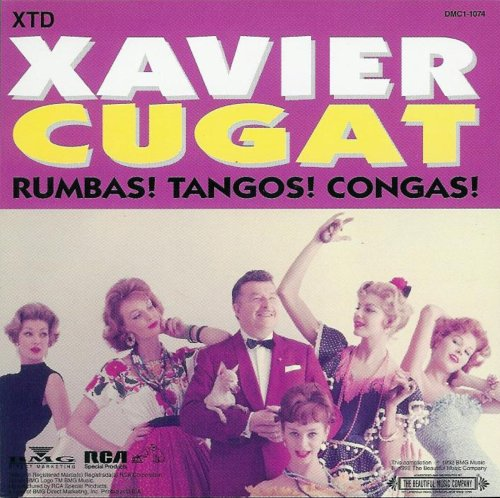 Rumbas! Tangos! Congas! by RCA Special Products