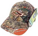 Outdoor Cap Realtree Xtra Camo Chevrolet Logo Baseball Hat