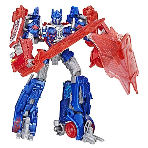 Transformers: Reveal the Shield Premier Edition Voyager Action Figure - Optimus Prime EXCLUSIVE